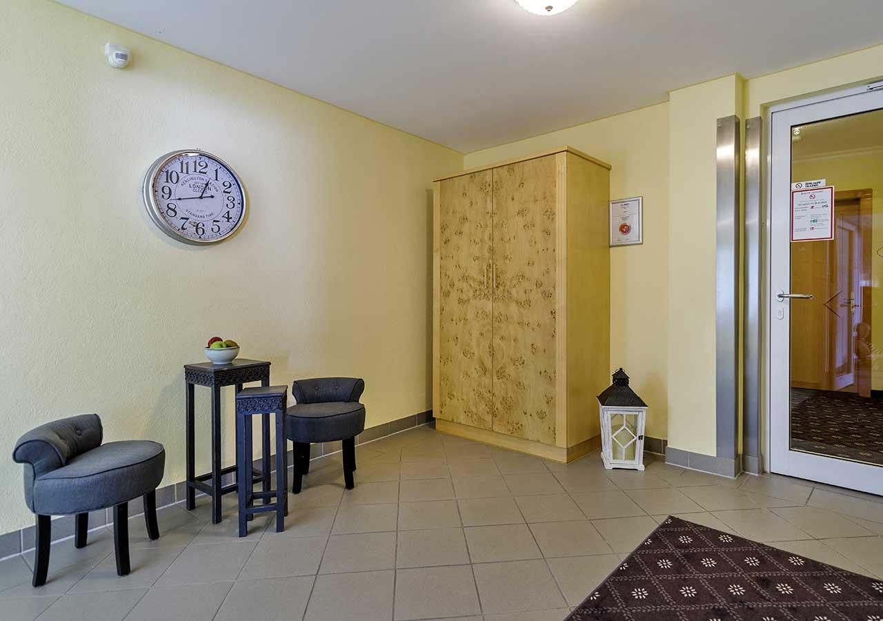 Eingansbeich Hotel